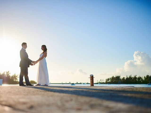 Chris and Diana's Wedding in Hamilton, Bermuda 25