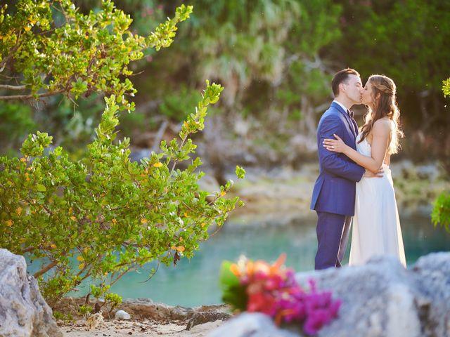 Chris and Diana's Wedding in Hamilton, Bermuda 26