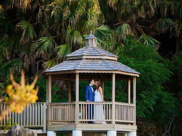 Chris and Diana's Wedding in Hamilton, Bermuda 27