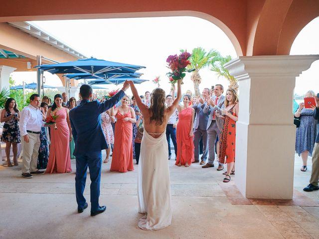 Chris and Diana's Wedding in Hamilton, Bermuda 29