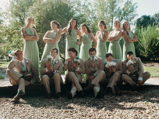 Monique and Matthew's Wedding in Brookings, South Dakota 3