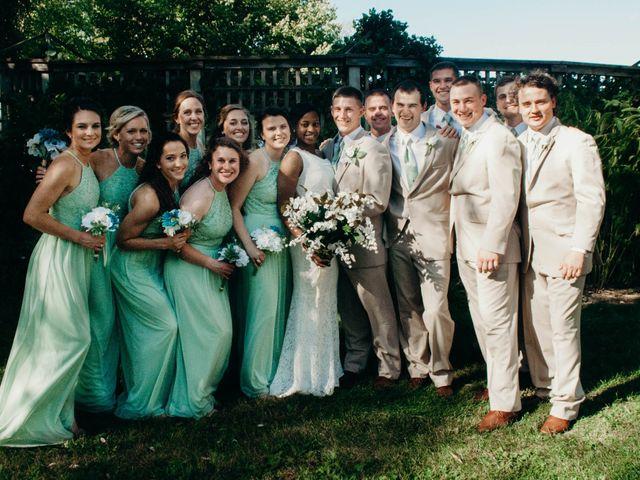 Monique and Matthew's Wedding in Brookings, South Dakota 4