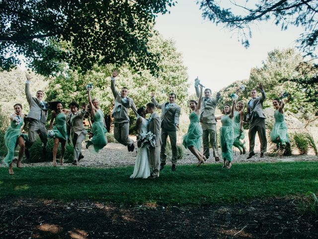 Monique and Matthew's Wedding in Brookings, South Dakota 1