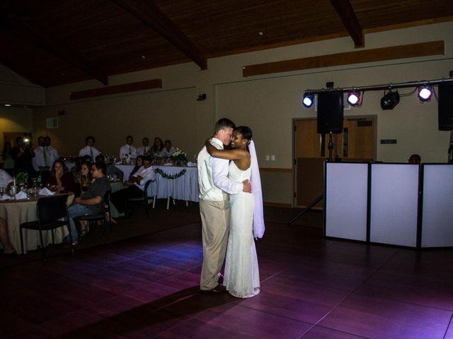 Monique and Matthew's Wedding in Brookings, South Dakota 7
