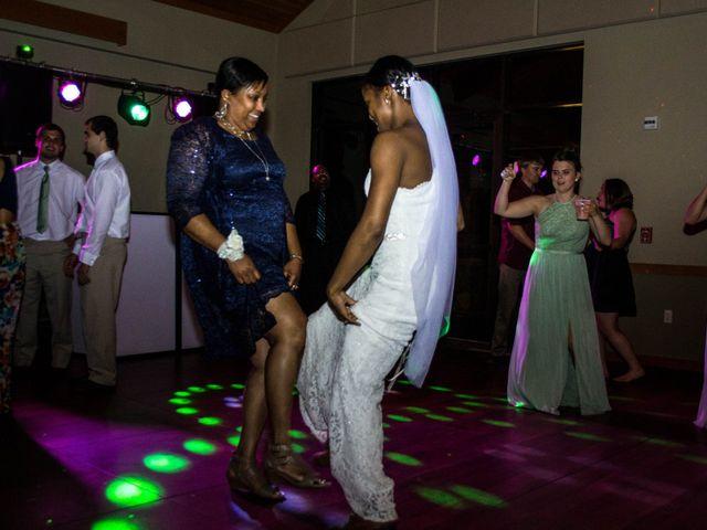 Monique and Matthew's Wedding in Brookings, South Dakota 8