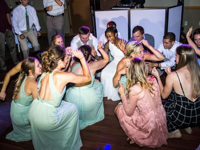 Monique and Matthew's Wedding in Brookings, South Dakota 10