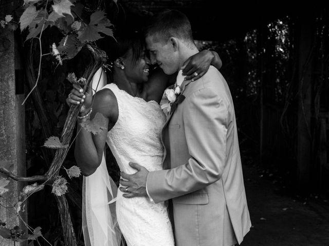 Monique and Matthew's Wedding in Brookings, South Dakota 15