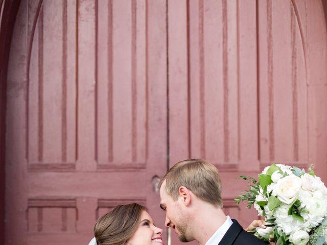 Chris and Katherine's Wedding in Wilmington, North Carolina 1