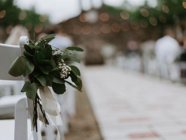 Forrest and Jennifer's Wedding in Springdale, Arkansas 1
