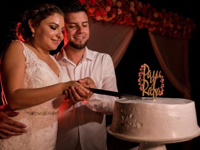 Rafa and Pau's Wedding in Cancun, Mexico 1