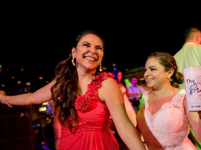 Rafa and Pau's Wedding in Cancun, Mexico 11