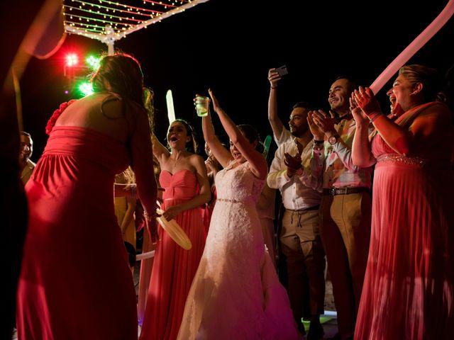 Rafa and Pau's Wedding in Cancun, Mexico 13