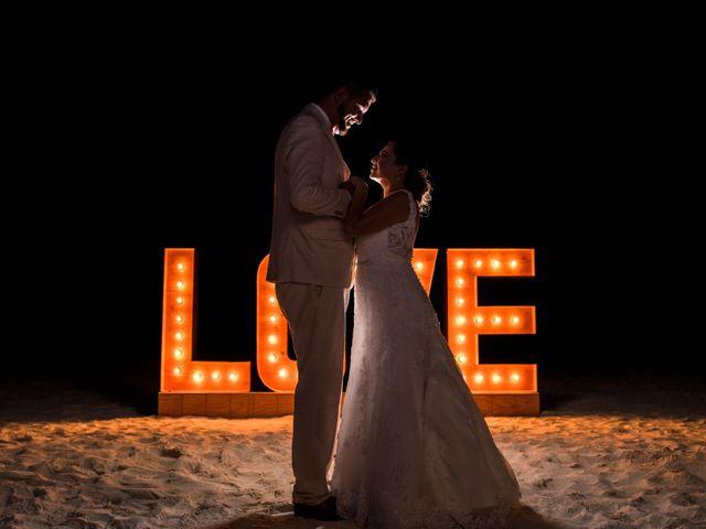 Rafa and Pau's Wedding in Cancun, Mexico 17