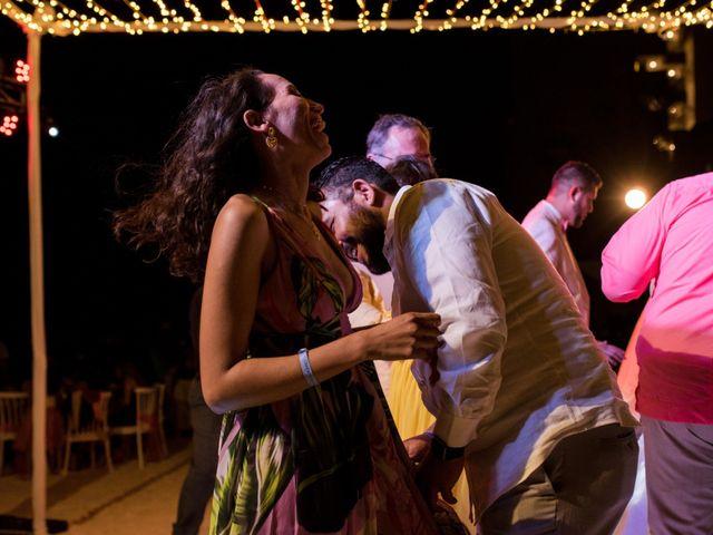 Rafa and Pau's Wedding in Cancun, Mexico 19