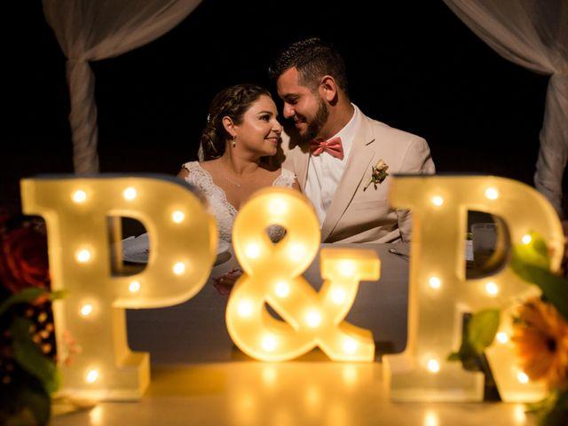 Rafa and Pau's Wedding in Cancun, Mexico 26