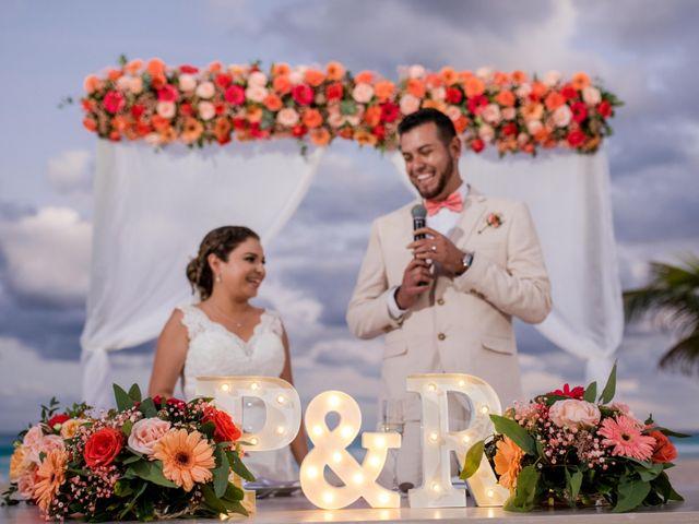 Rafa and Pau's Wedding in Cancun, Mexico 27