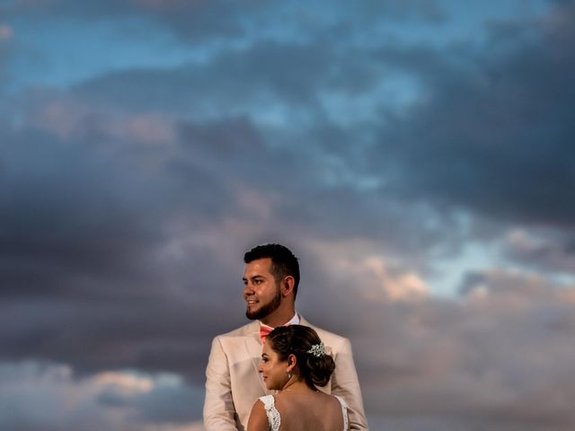 Rafa and Pau's Wedding in Cancun, Mexico 29