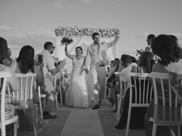 Rafa and Pau's Wedding in Cancun, Mexico 36