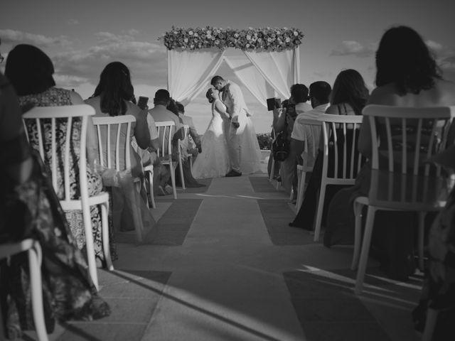 Rafa and Pau's Wedding in Cancun, Mexico 37
