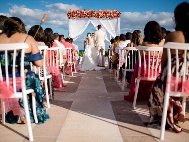 Rafa and Pau's Wedding in Cancun, Mexico 42