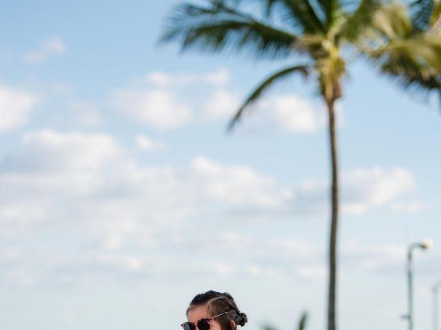 Rafa and Pau's Wedding in Cancun, Mexico 45