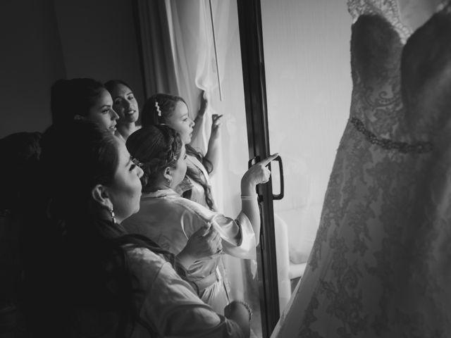 Rafa and Pau's Wedding in Cancun, Mexico 52