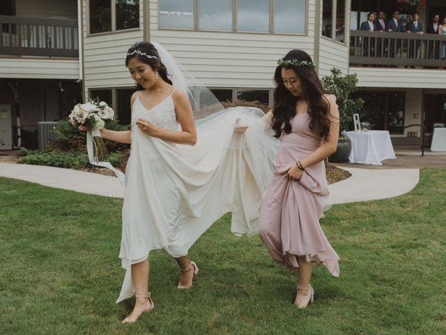 Stephen and Janet's Wedding in Estacada, Oregon 6