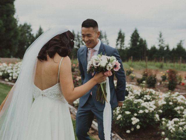 Stephen and Janet's Wedding in Estacada, Oregon 7