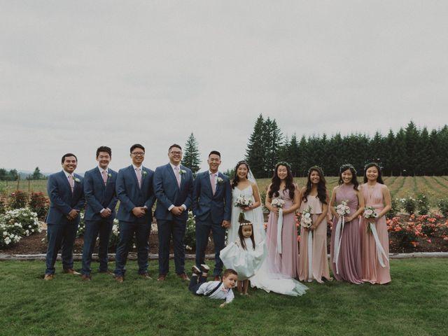 Stephen and Janet's Wedding in Estacada, Oregon 8