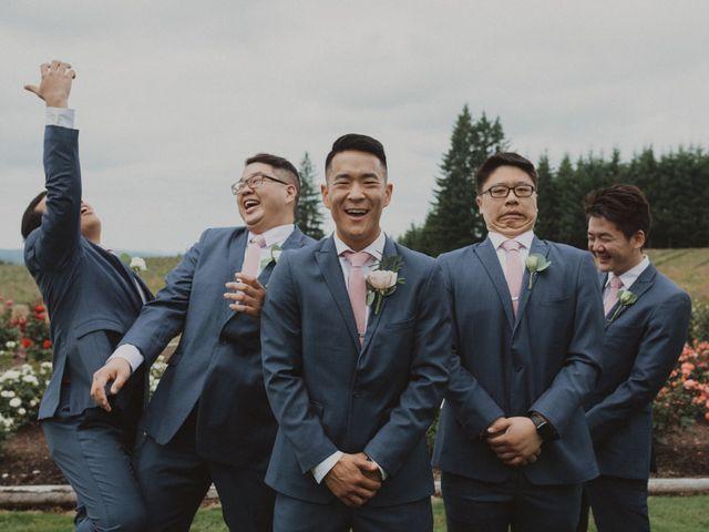 Stephen and Janet's Wedding in Estacada, Oregon 10