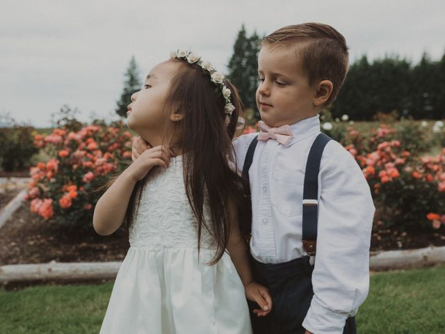 Stephen and Janet's Wedding in Estacada, Oregon 11