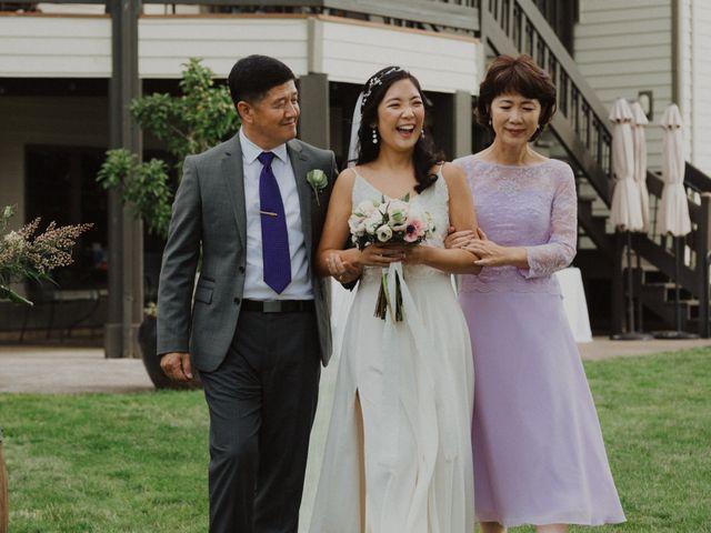 Stephen and Janet's Wedding in Estacada, Oregon 15