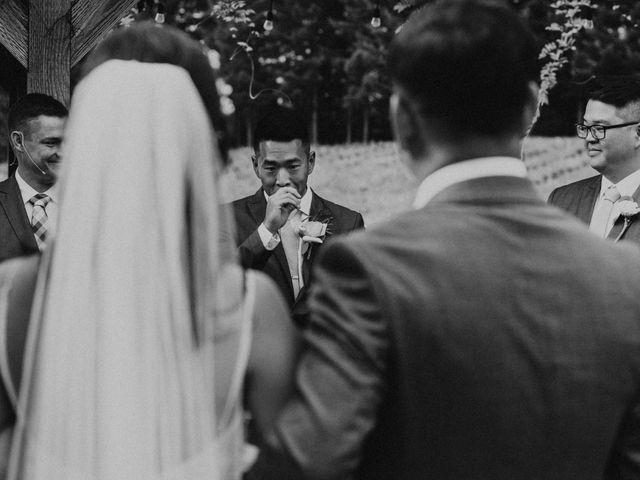 Stephen and Janet's Wedding in Estacada, Oregon 16
