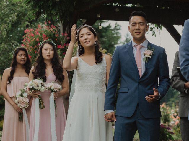 Stephen and Janet's Wedding in Estacada, Oregon 17