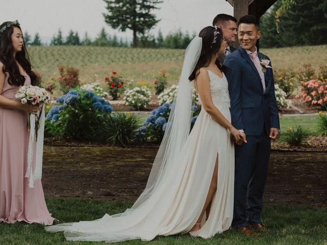 Stephen and Janet's Wedding in Estacada, Oregon 1