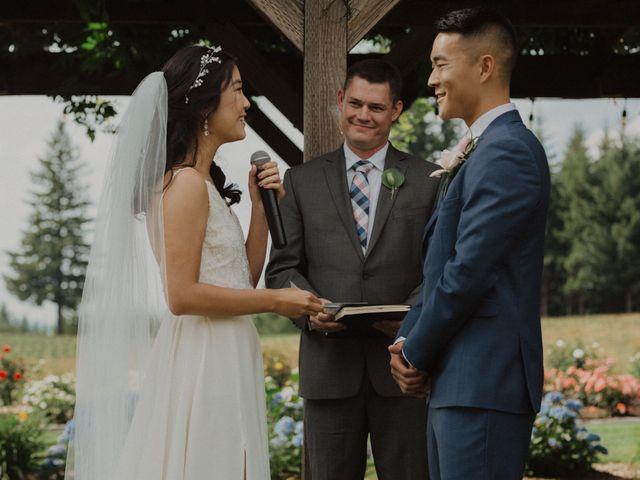 Stephen and Janet's Wedding in Estacada, Oregon 20