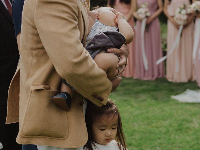 Stephen and Janet's Wedding in Estacada, Oregon 22