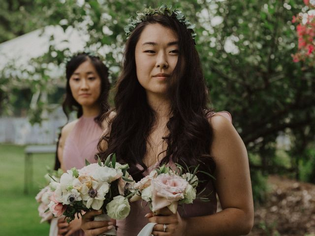 Stephen and Janet's Wedding in Estacada, Oregon 23