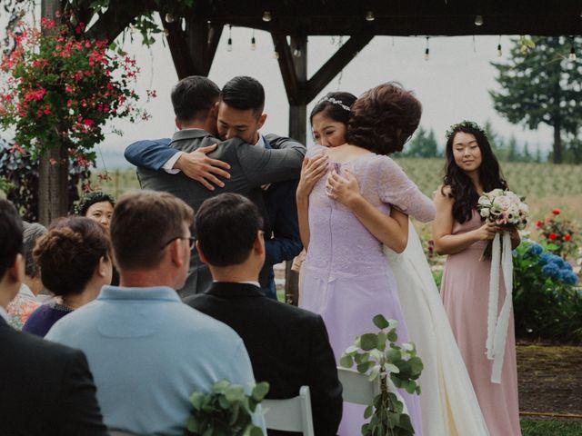 Stephen and Janet's Wedding in Estacada, Oregon 2