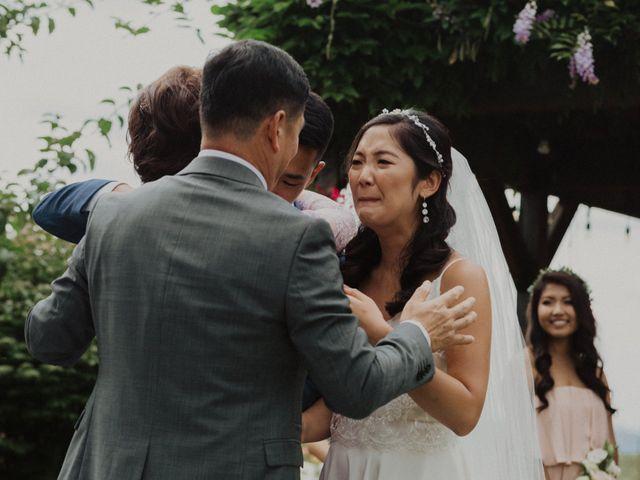 Stephen and Janet's Wedding in Estacada, Oregon 25