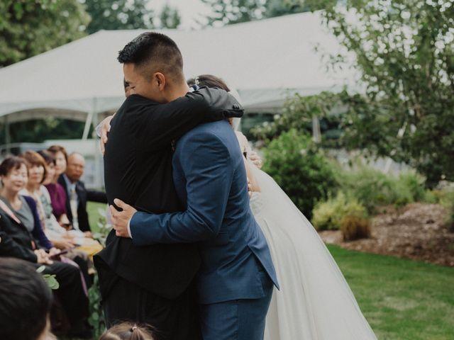 Stephen and Janet's Wedding in Estacada, Oregon 26