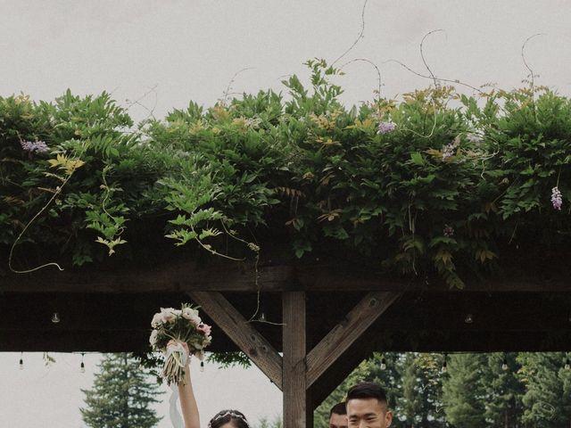 Stephen and Janet's Wedding in Estacada, Oregon 28