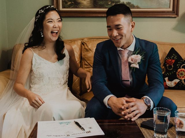 The wedding of Janet and Stephen