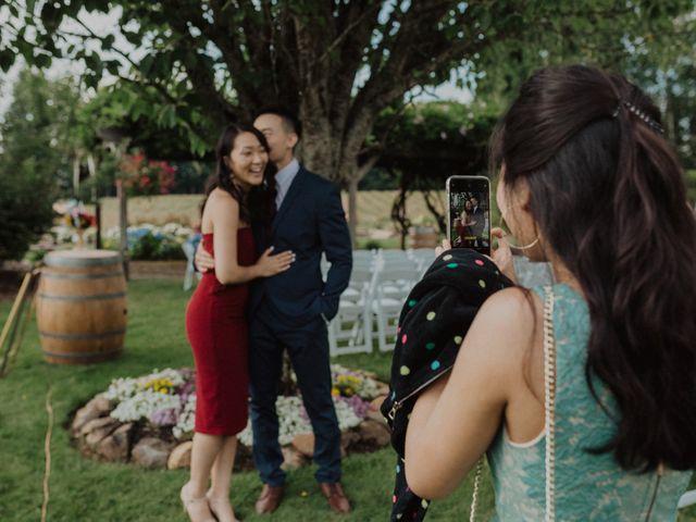 Stephen and Janet's Wedding in Estacada, Oregon 29