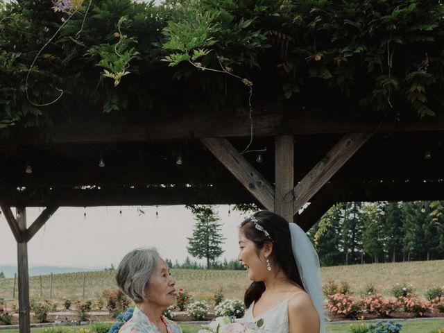 Stephen and Janet's Wedding in Estacada, Oregon 32