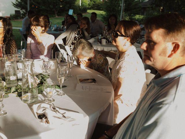 Stephen and Janet's Wedding in Estacada, Oregon 33