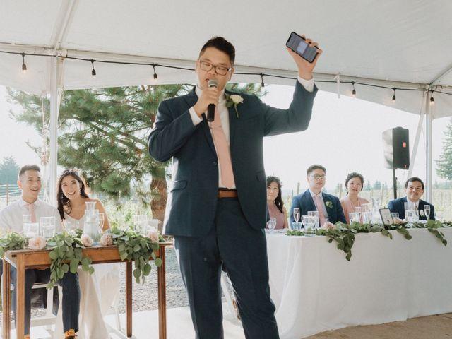 Stephen and Janet's Wedding in Estacada, Oregon 34