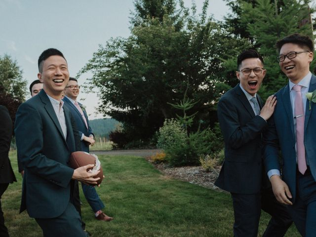 Stephen and Janet's Wedding in Estacada, Oregon 37