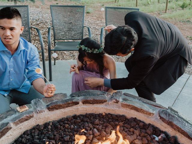 Stephen and Janet's Wedding in Estacada, Oregon 39