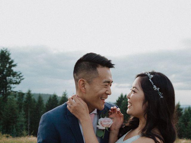 Stephen and Janet's Wedding in Estacada, Oregon 41